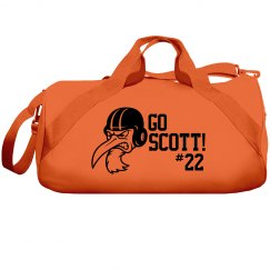 Go Scott! Football Gear