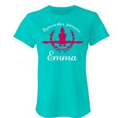 Emma. Gymnastics princess