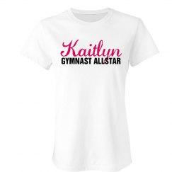 Kaitlyn. Gymnastics Allstar