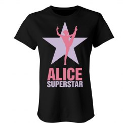 Alice. Superstar