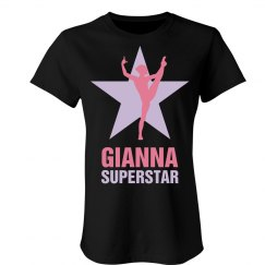 Gianna. Superstar