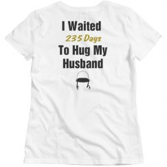 Military Wife Reunion Shirt
