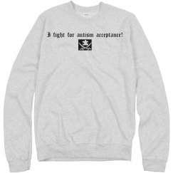 Pirate Autism Sweatshirt