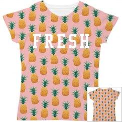 I'm So Fresh Pineapples All Over