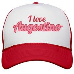I love Augostino