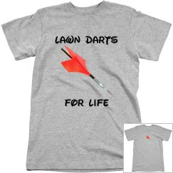 LAWN DARTS FOR LIFE