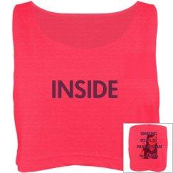 Custom inside shirts