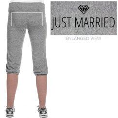 Just Married Pajamas