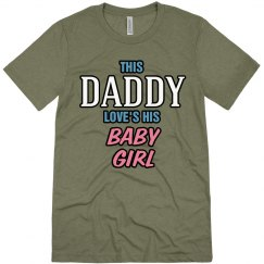 Daddy love's his Girl!