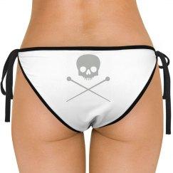 Skull Babe Bikini Bottom