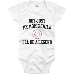 I'll be a legend