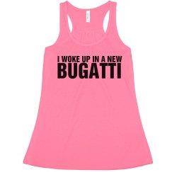 New Bugatti
