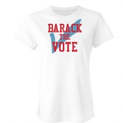 Barack the Vote Tee
