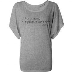 99 problems draped dolman