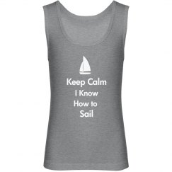 Keep Calm, Youth, Gray