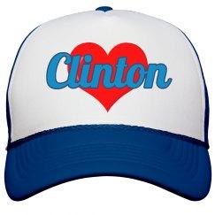 I love Clinton