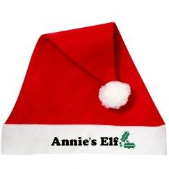 Elf Santa Hat