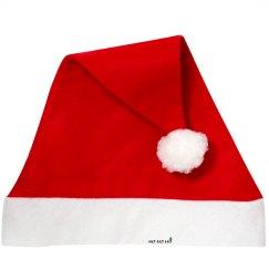 HO HO HO Santa Hat