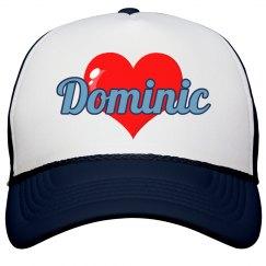 I love Dominic