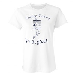 Volleyball Net Tee