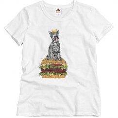 Cat Burger Woman