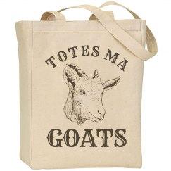 Totes Ma Goats Tote