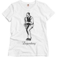 Legendary Musician shirt