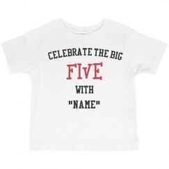Celebrate the big five