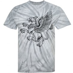 Dan`s grey griffin shirt