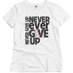 NeverGiveUp Breast Cancer