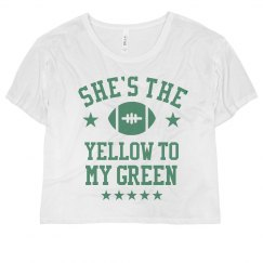 Yellow To My Green