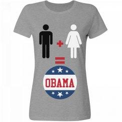 Black, White, Obama
