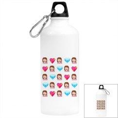 emoji bottle
