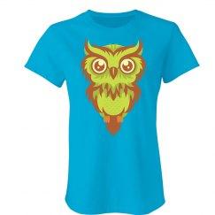 Owl Graphic Tee