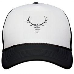 Elk Skull Hat