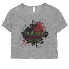 Mightonic crop top