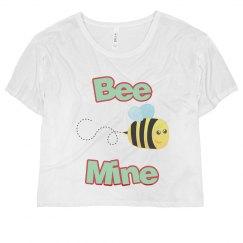 Bee mine graphic tee
