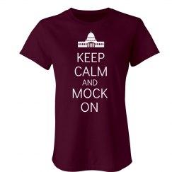 Keep Calm Mock Trial