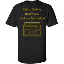 Jackson Boom Box Tee