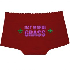 Metallic Dat Mardi Grass