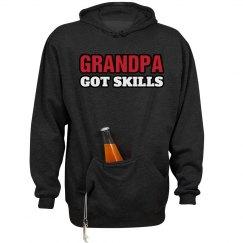 Grandpa got skills