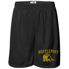hufflepuff mens shorts