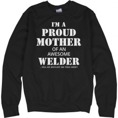 One proud mom