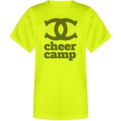 woodward cheer camp