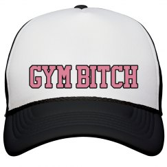 MaxiiMillions GYM BITCH trucker