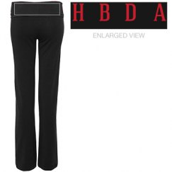HBDA Yoga Pants