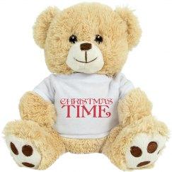 Christmas Time Bear