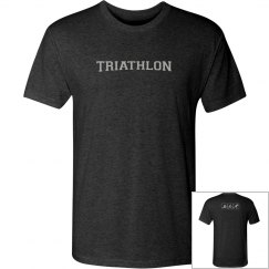 Men's Triathlon Tee