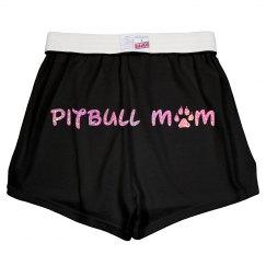 Pitbull Mom *Glitter*