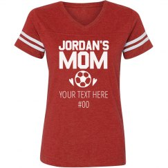 Soccer Ball Mom